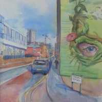 Picture of the Week: <p>Arundel Street, where the all seeing eye watches us...</p>